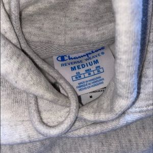 Champion Shirts - Champion Reverse Weave Hoodie